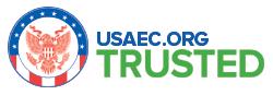 USAEC.ORG trusted badge